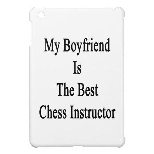 My Boyfriend Is The Best Chess Instructor iPad Mini Case