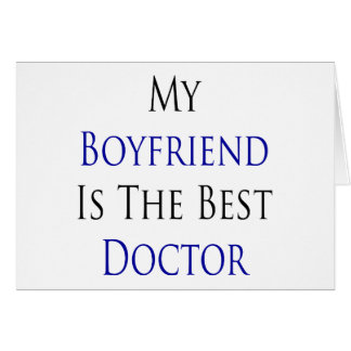 My Boyfriend Is The Best Doctor Cards