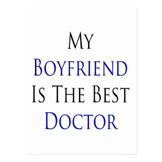 My Boyfriend Is The Best Doctor Post Cards