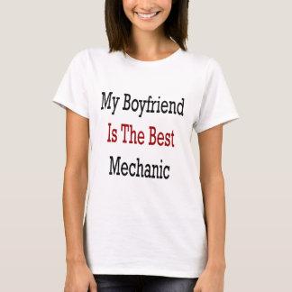 My Boyfriend Is The Best Mechanic T-Shirt