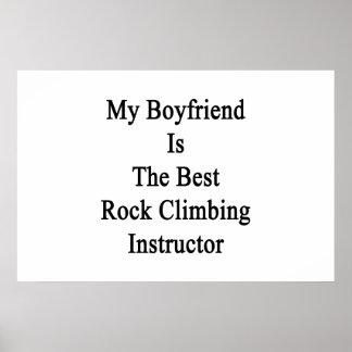 My Boyfriend Is The Best Rock Climbing Instructor. Poster