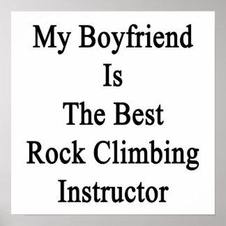 My Boyfriend Is The Best Rock Climbing Instructor. Print