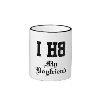 my boyfriend ringer coffee mug