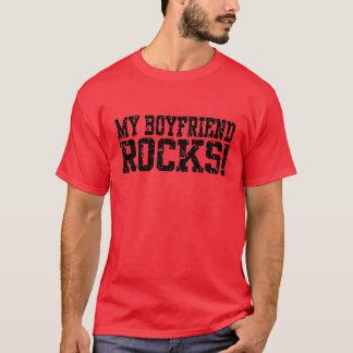 My Boyfriend Rocks T-Shirt