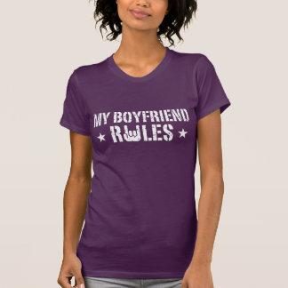 My Boyfriend Rules Shirt