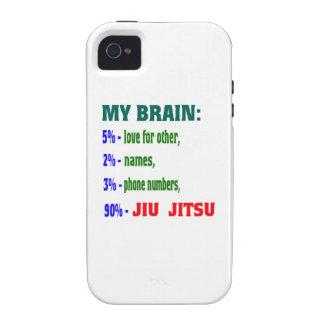 My Brain 90 % Jiu-Jitsu. iPhone 4/4S Covers