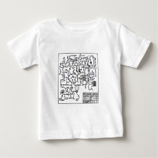 My Brain by Piliero Baby T-Shirt