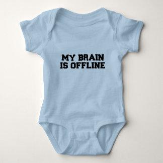 My Brain Is Offline Baby Bodysuit