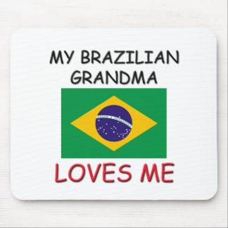 My Brazilian Grandma Loves Me Mouse Mat