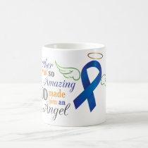 My Brother An Angel - Anal Cancer Coffee Mug