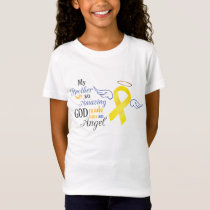 My Brother an Angel - Bladder Cancer T-Shirt
