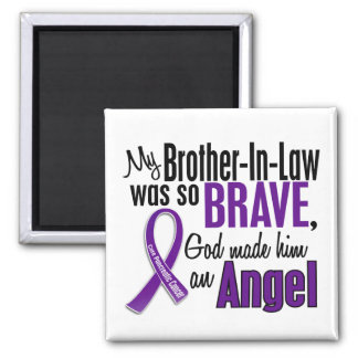 My Brother-In-Law Is An Angel Pancreatic Cancer Magnet