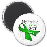 My Brother is a Stem Cell Transplant Survivor Magnet