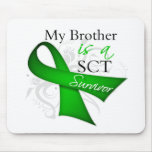 My Brother is a Stem Cell Transplant Survivor Mouse Pads
