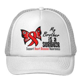 My Brother is a Survivor - Heart Disease Trucker Hat