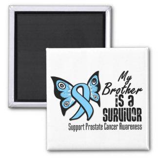 My Brother is a Survivor - Prostate Cancer Magnet