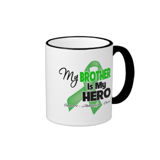 My Brother is My Hero - SCT BMT Mugs