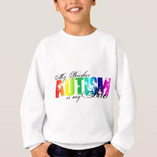 My Brother My Hero - Autism Sweatshirt