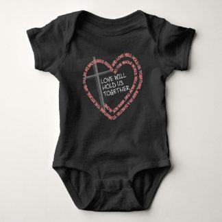 My Brother's Keeper Dark Baby Bodysuit
