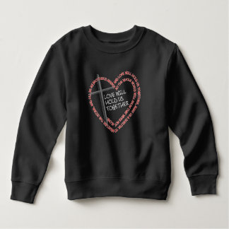 My Brother's Keeper Toddler Dark Sweatshirt