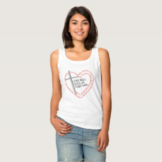 My Brother's Keeper Women's Basic Tank Top