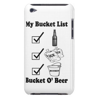 My Bucket List - Bucket O' Beer Barely There iPod Case