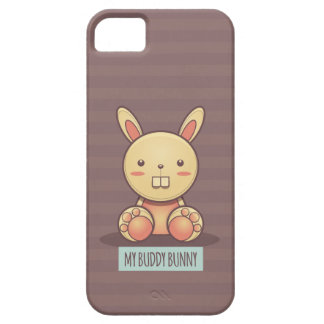 My Buddy Bunny iPhone SE/5/5s Case