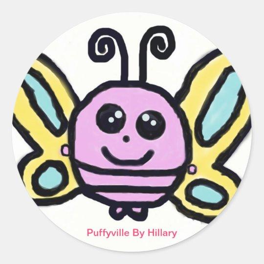 My Buddy-Fly Sticker (FB)Page