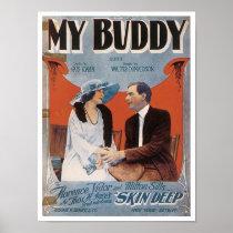 My Buddy poster