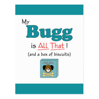 My Bugg is All That! Post Cards