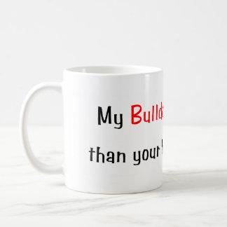 My Bulldog is smarter... Mug
