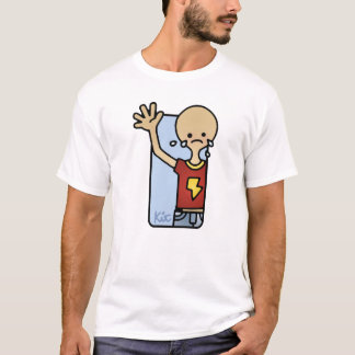 my burrito is cold. T-Shirt
