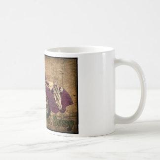 My Busy Garage Coffee Mug