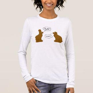 My Butt Hurts | Easter Bunnies Long Sleeve T-Shirt