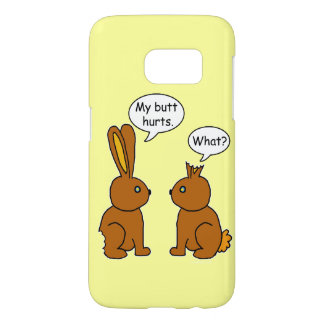 My Butt Hurts! - What? Samsung Galaxy S7 Case