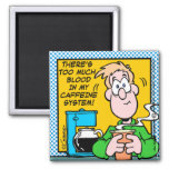 My Caffeine System Magnet