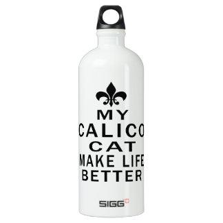 My Calico Cat Make Life Better SIGG Traveler 1.0L Water Bottle