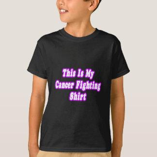My Cancer Fighting Shirt (Purple)