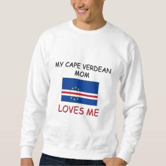 My Cape Verdean Mom Loves Me Sweatshirt