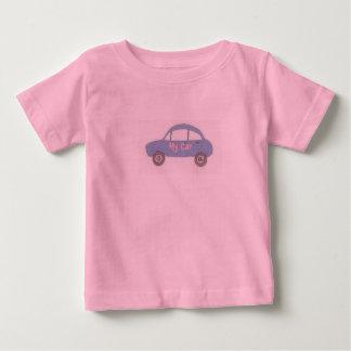 My Car Custom Baby Fine Jersey Shirt