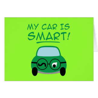 My Car Is Smart Card