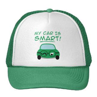My Car Is Smart Trucker Hats
