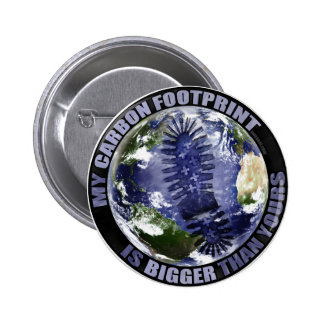 My carbon footprint is bigger than yours! button