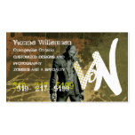 MY CARD Double-Sided STANDARD BUSINESS CARDS (Pack OF 100)
