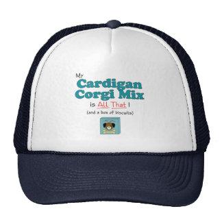 My Cardigan Corgi Mix is All That! Trucker Hat
