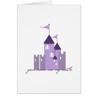 My Castle Greeting Cards