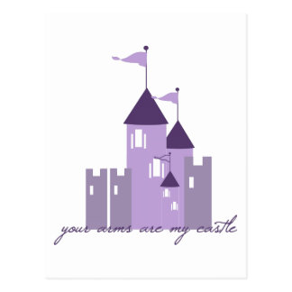 My Castle Post Card