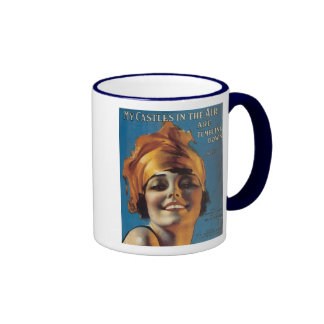 My Castles in the Air Are Tumbling Down Songbook C Coffee Mug