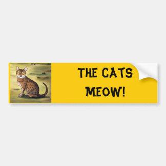 My Cat Bumper Stickers
