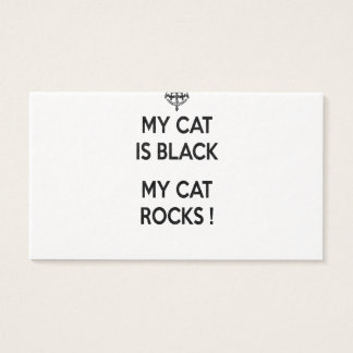 My Cat Business Card